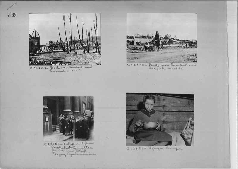 Mission Photograph Album - Europe #09 Page 0068