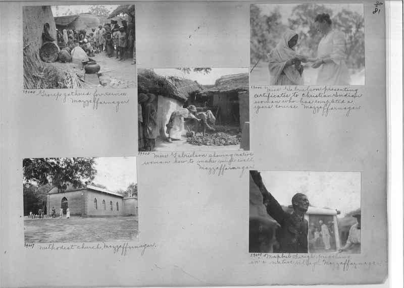 Mission Photograph Album - India #10 Page 0081