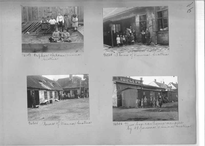 Mission Photograph Album - Europe #09 Page 0015