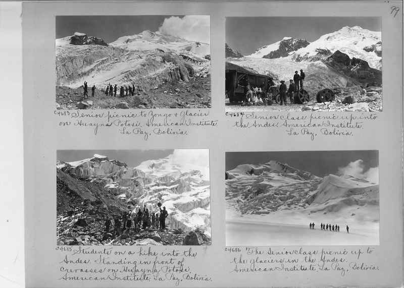 Misson Photograph Album - South America #8 page 0099