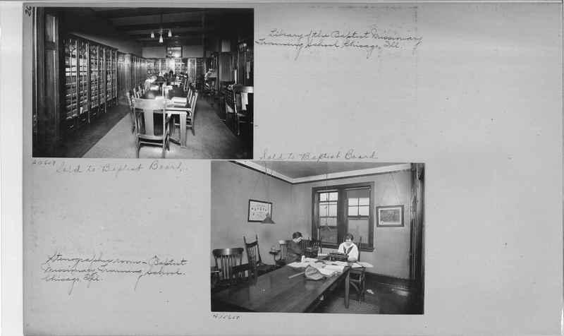 Mission Photograph Album - Education #1 page 0026
