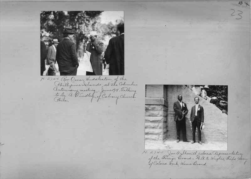 Mission Photograph Album - Miscellaneous #01 Page_0023