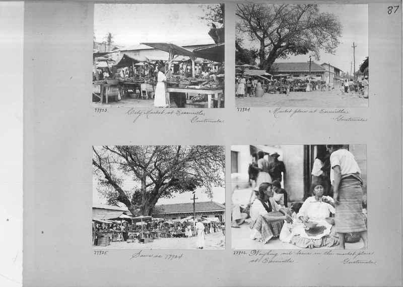 Mission Photograph Album - Panama #04 page 0087