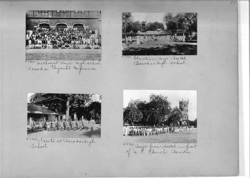 Mission Photograph Album - India #13 Page 0085