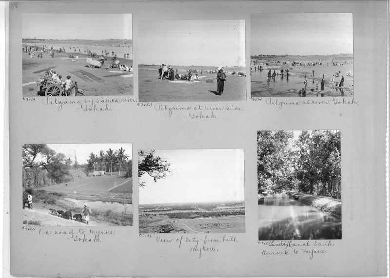 Mission Photograph Album - India #13 Page 0058