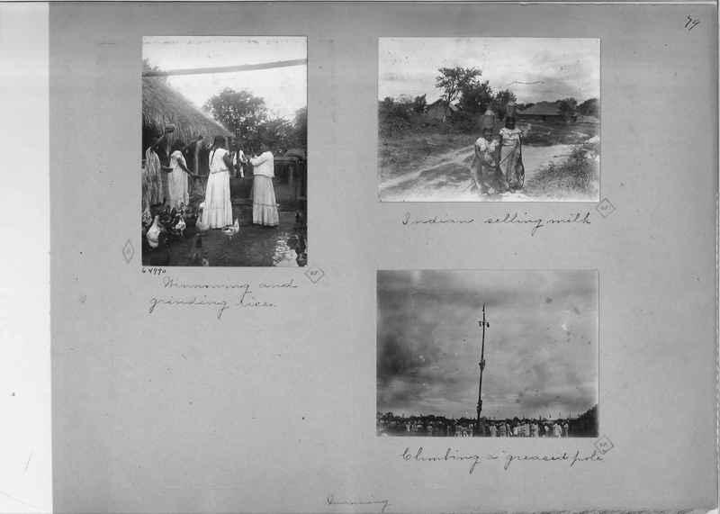 Mission Photograph Album - South America O.P. #1 page 0079