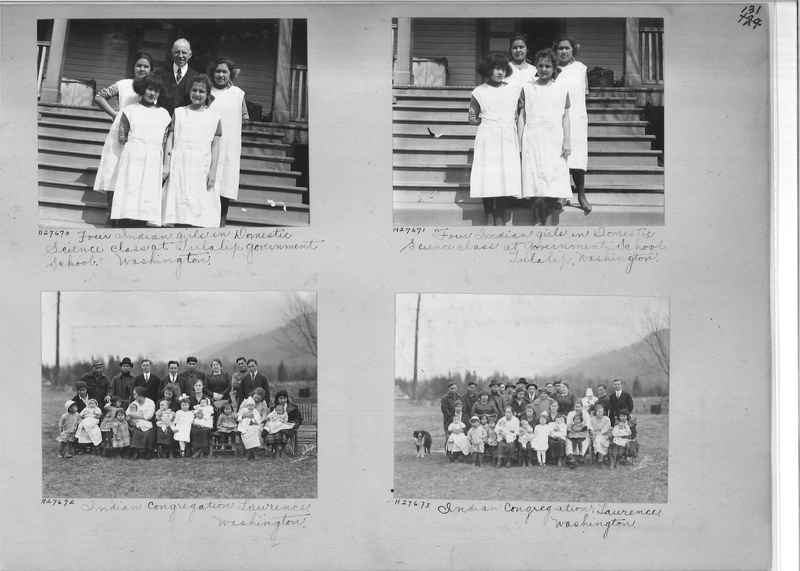 Mission Photograph Album - Indians #2 page_0131