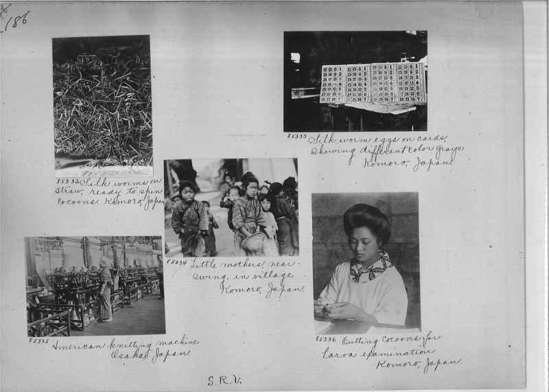 Mission Photograph Album - Japan #05 Page 0186