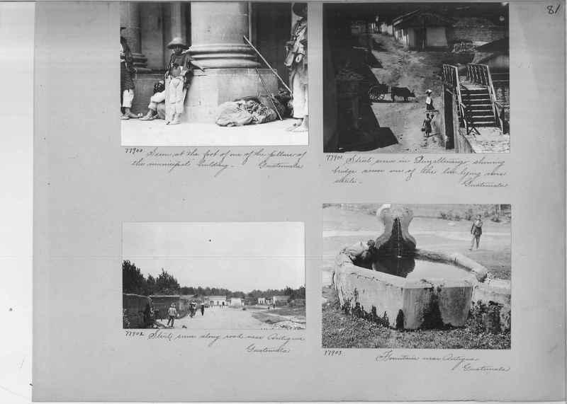 Mission Photograph Album - Panama #04 page 0081