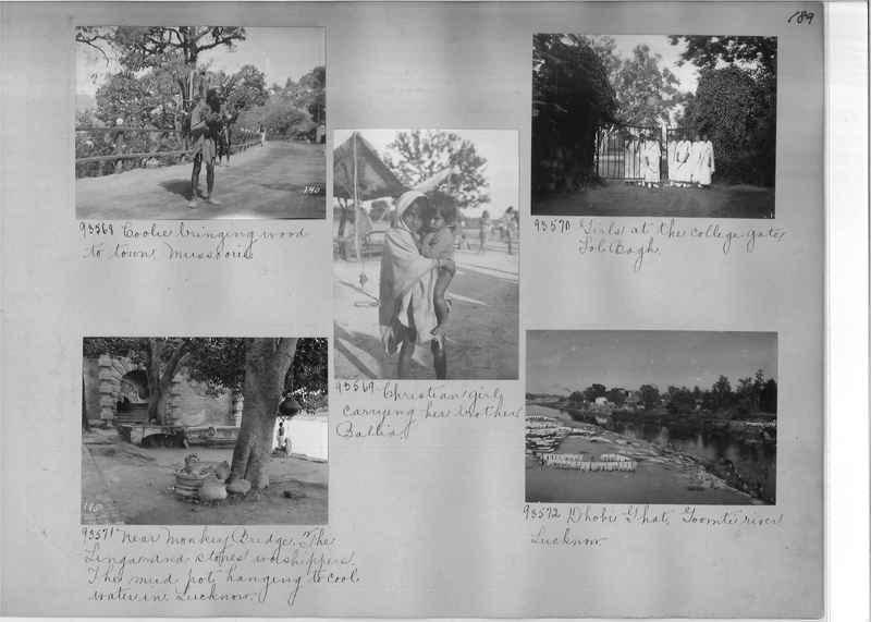 Mission Photograph Album - India #10 Page 0189