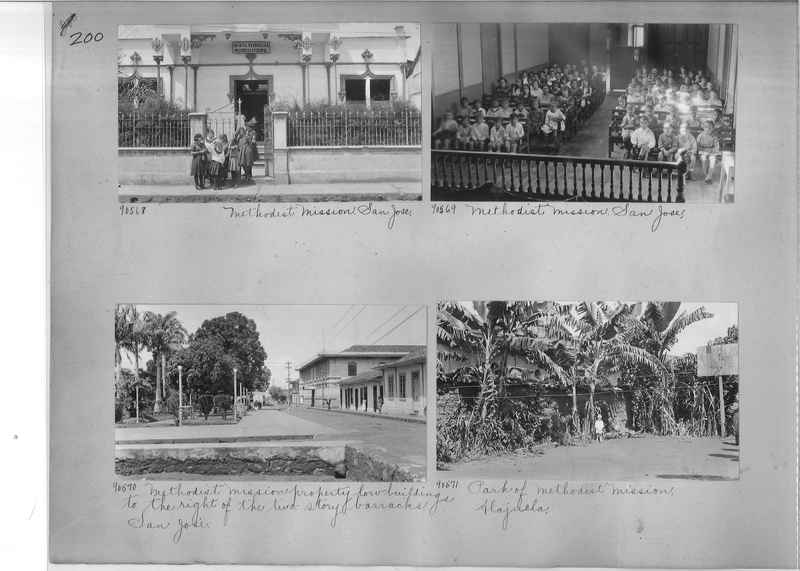 Mission Photograph Album - Panama #04 page 0200