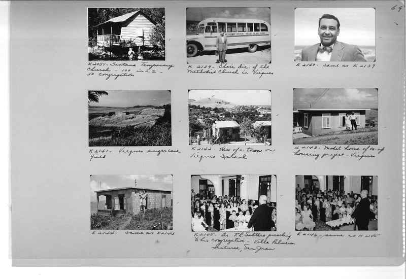 Mission Photogragh Album - Puerto Rico #4 page 0069