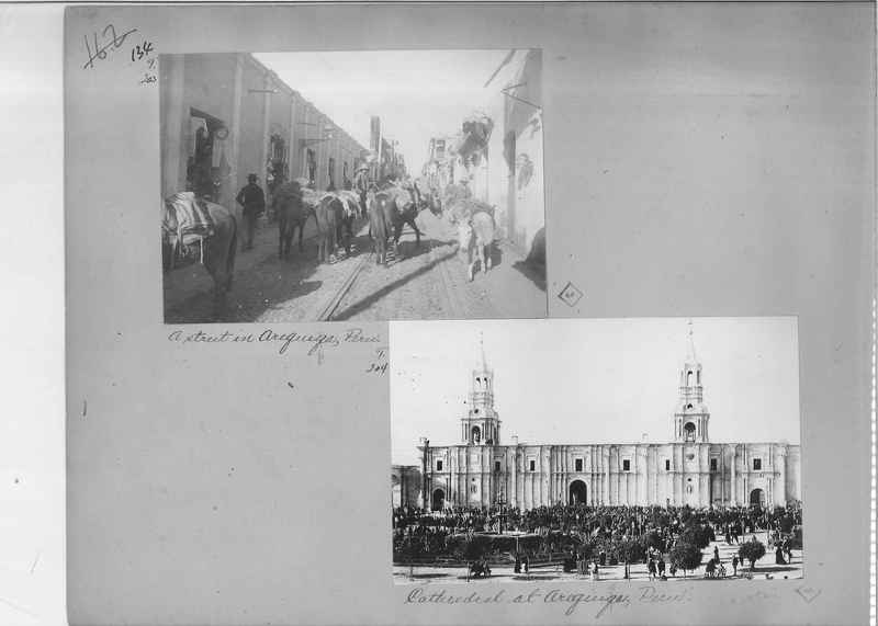 Mission Photograph Album - South America O.P. #2 page 0134