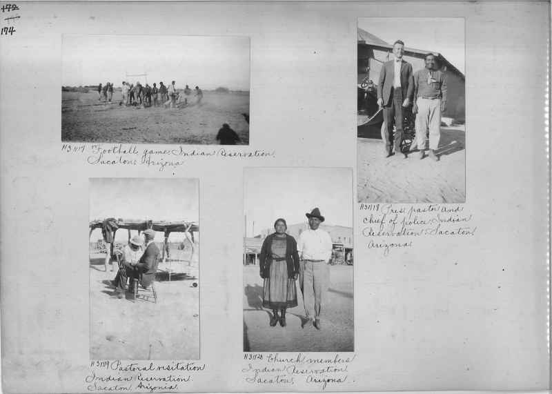 Mission Photograph Album - Indians #2 page_0174