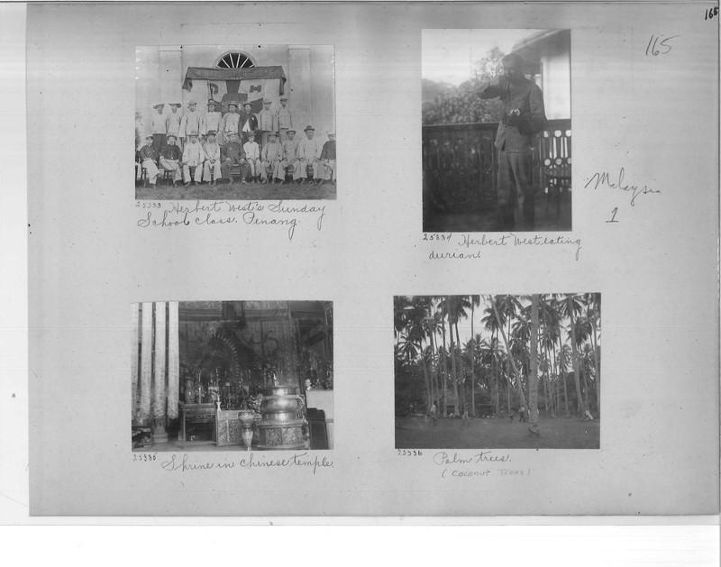 Mission Photograph Album - Malaysia #1 page 0165