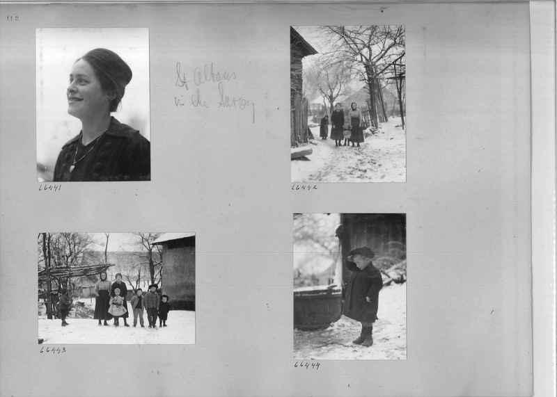 Mission Photograph Album - Europe #05 Page 0112