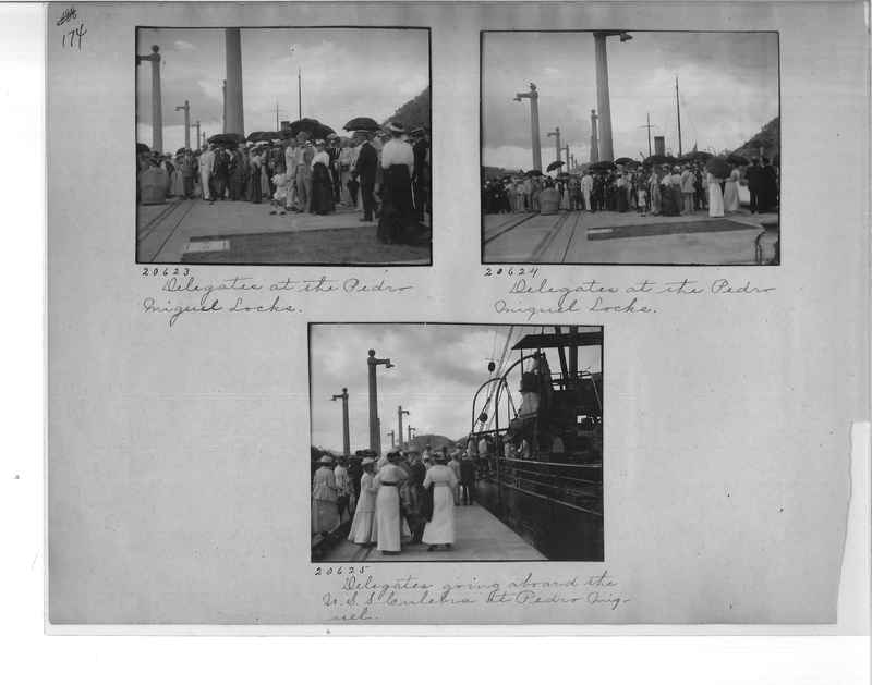 Mission Photograph Album - Panama #1 page  0174