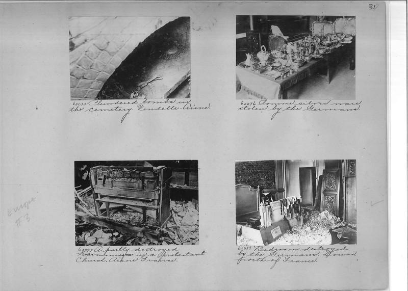Mission Photograph Album - Europe #03 Page 0031