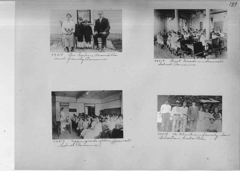 Mission Photograph Album - Panama #02 page 0189