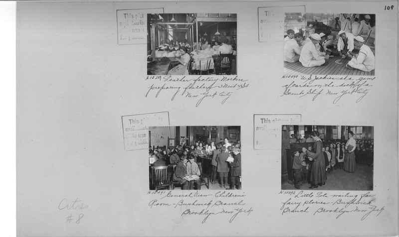Mission Photograph Album - Cities #8 page 0109