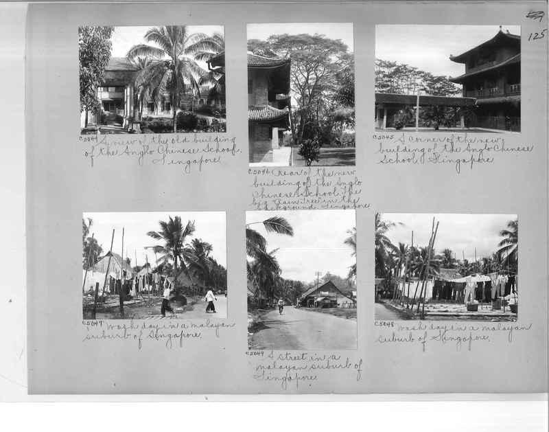 Mission Photograph Album - Malaysia #7 page 0125