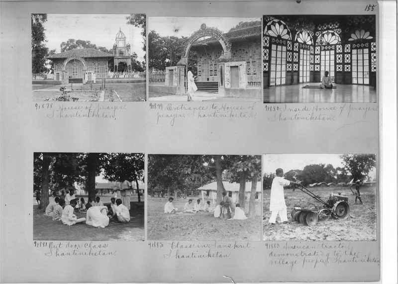 Mission Photograph Album - India #10 Page 0155