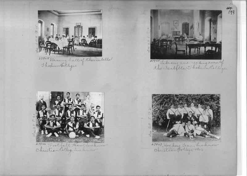 Mission Photograph Album - India #04 page_0173