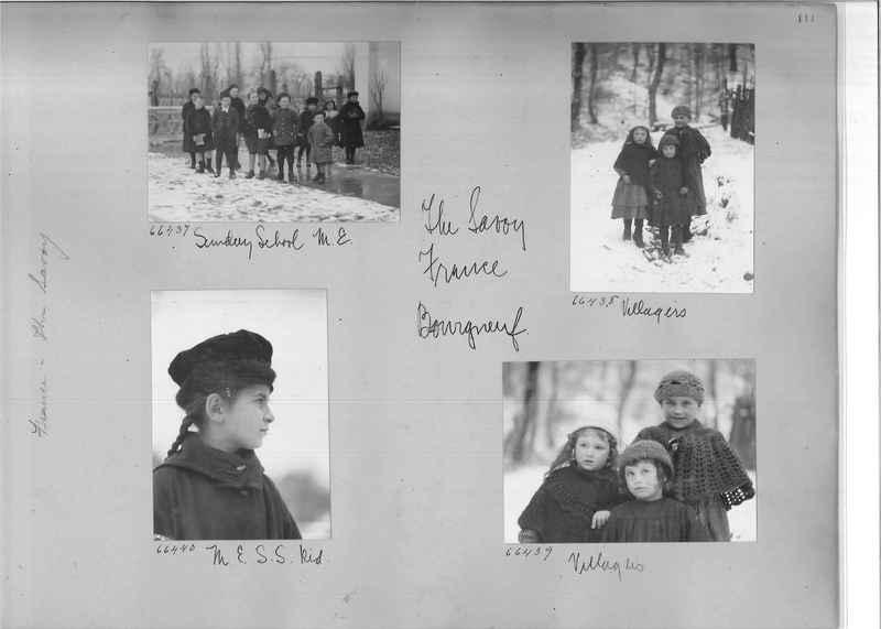 Mission Photograph Album - Europe #05 Page 0111