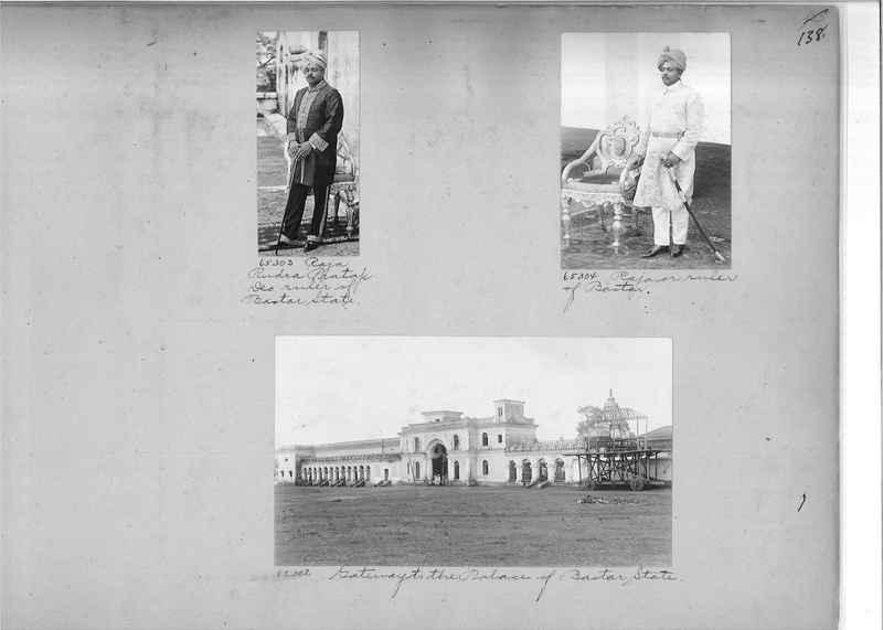 Mission Photograph Album - India #08 Page 0139