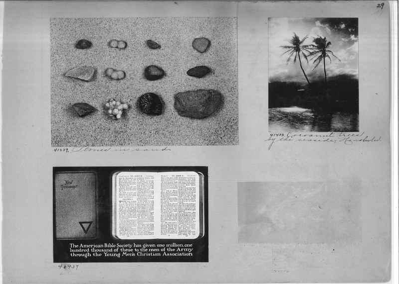Mission Photograph Album - Miscellaneous #02 Page 0029