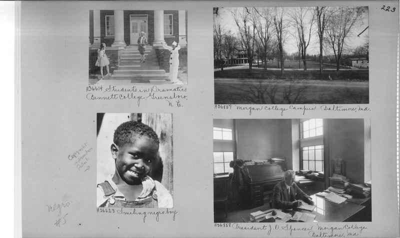 Mission Photograph Album - Negro #5 page 0223