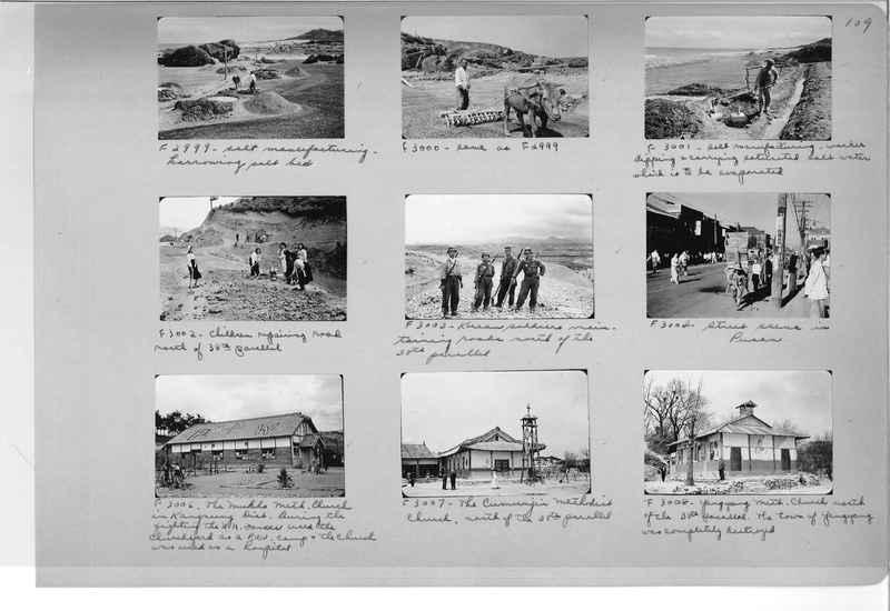 Mission Photograph Album - Korea #6 page 0109