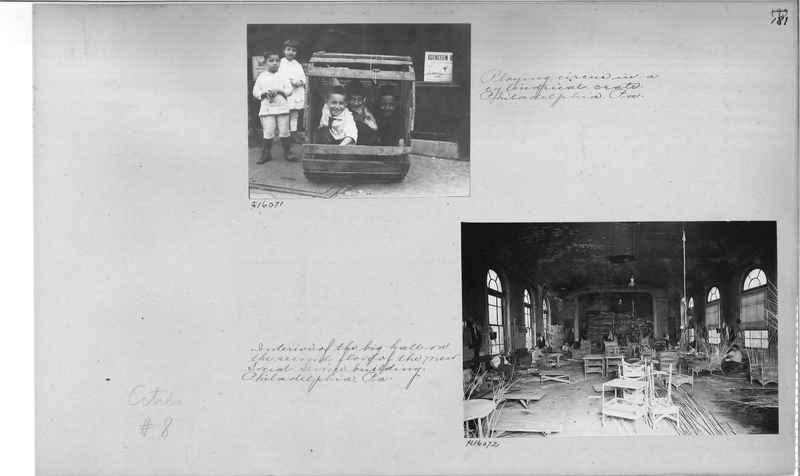 Mission Photograph Album - Cities #8 page 0181