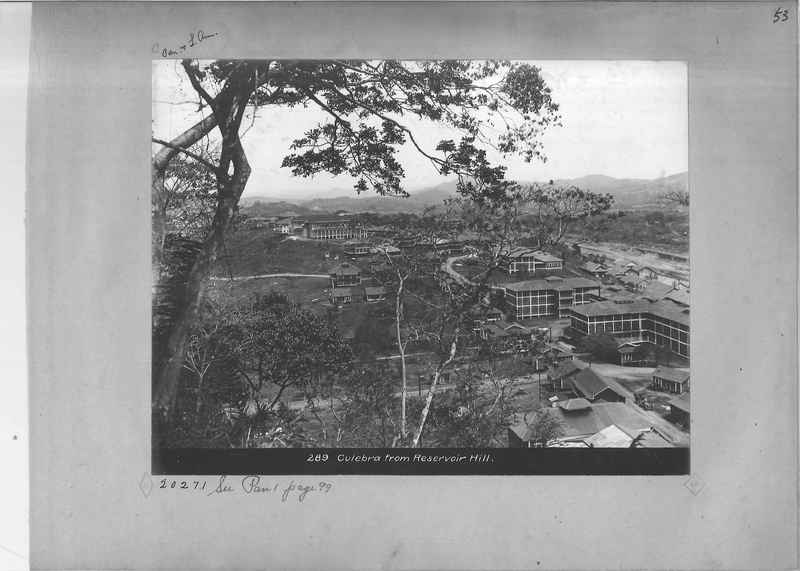 Mission Photograph Album - Panama OP #01 0053