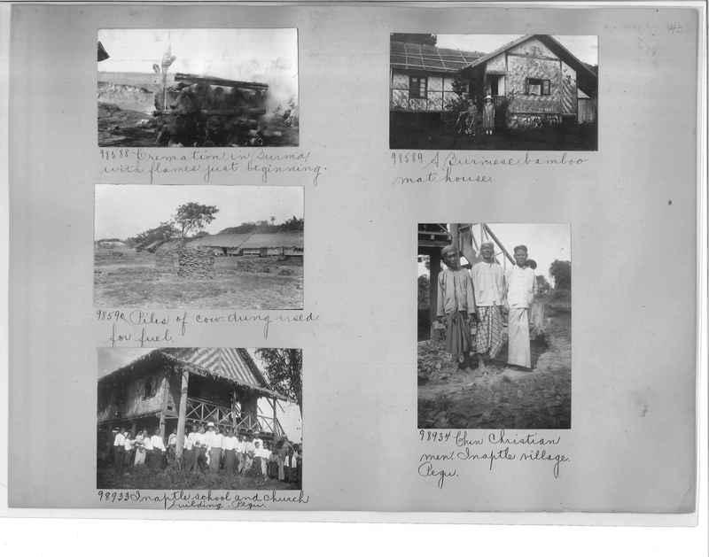Mission Photograph Album - Burma #2 page 0043