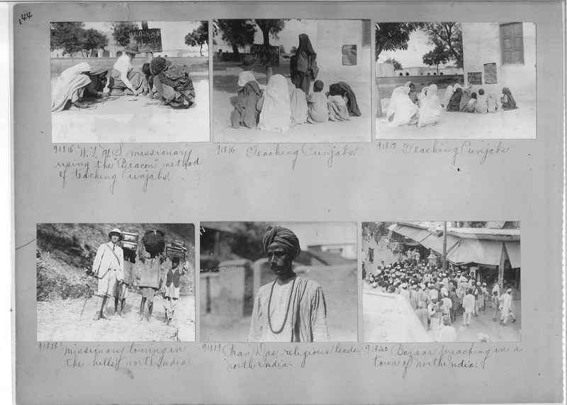 Mission Photograph Album - India #10 Page 0144