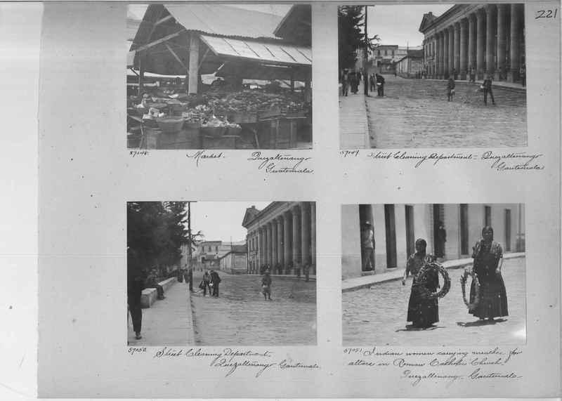 Mission Photograph Album - Panama #02 page 0221