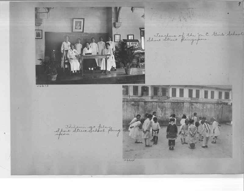 Mission Photograph Album - Malaysia #4 page 0007