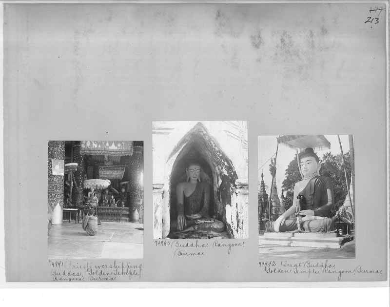 Mission Photograph Album - Burma #1 page 0213