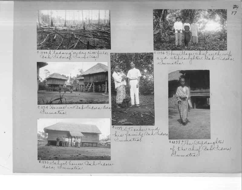 Mission Photograph Album - Malaysia #7 page 0077