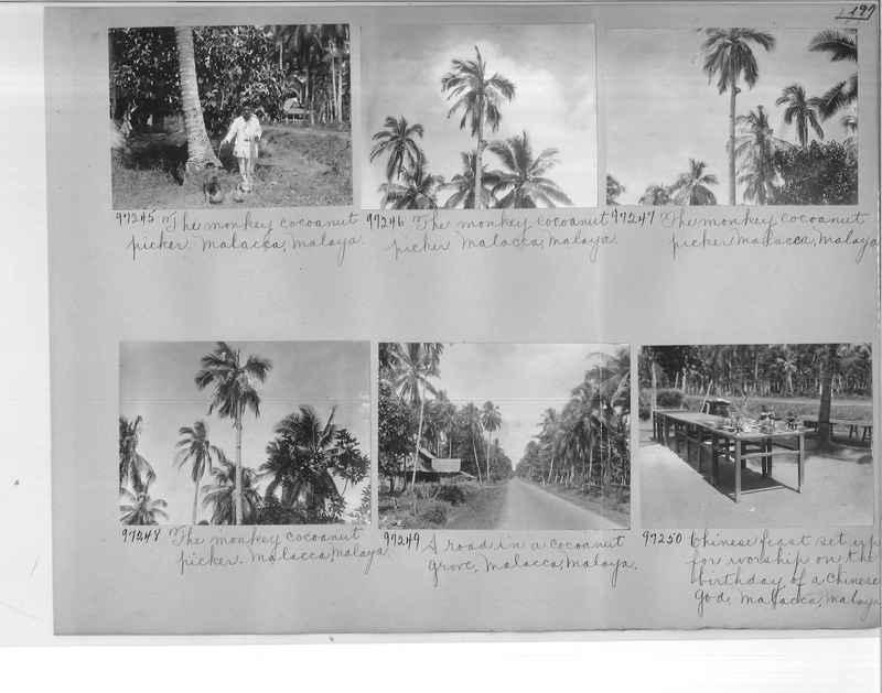 Mission Photograph Album - Malaysia #6 page 0197
