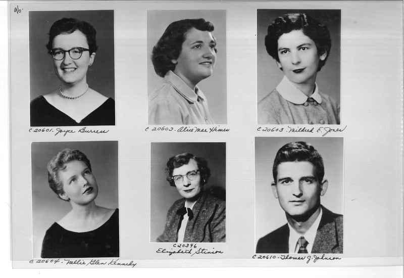 Mission Photograph Album - Portraits #09 Page 0096