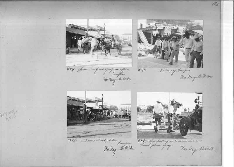 Mission Photograph Album - Mexico #05 page 0153