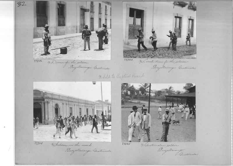 Mission Photograph Album - Panama #04 page 0032