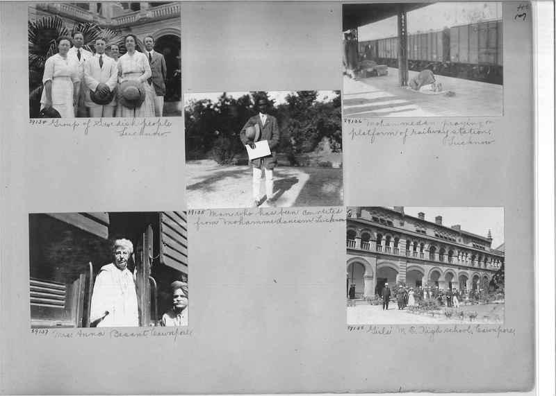 Mission Photograph Album - India #10 Page 0107