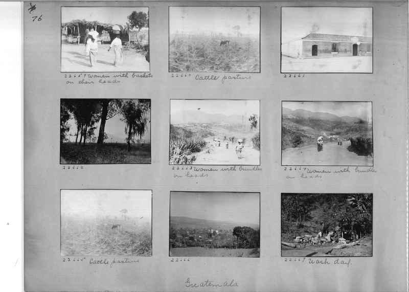 Mission Photograph Album - Panama #02 page 0076