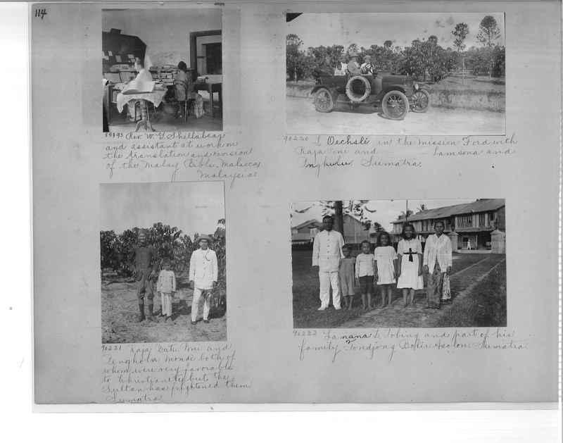 Mission Photograph Album - Malaysia #6 page 0114