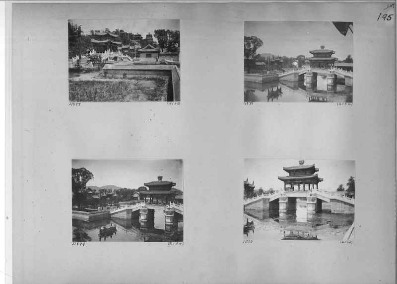 Mission Photograph Album - China #2 page  0195
