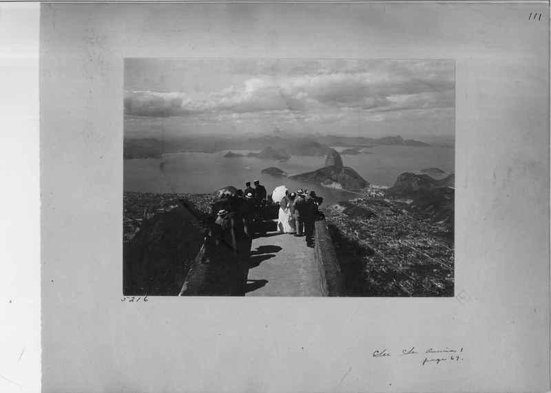 Mission Photograph Album - South America O.P. #1 page 0111