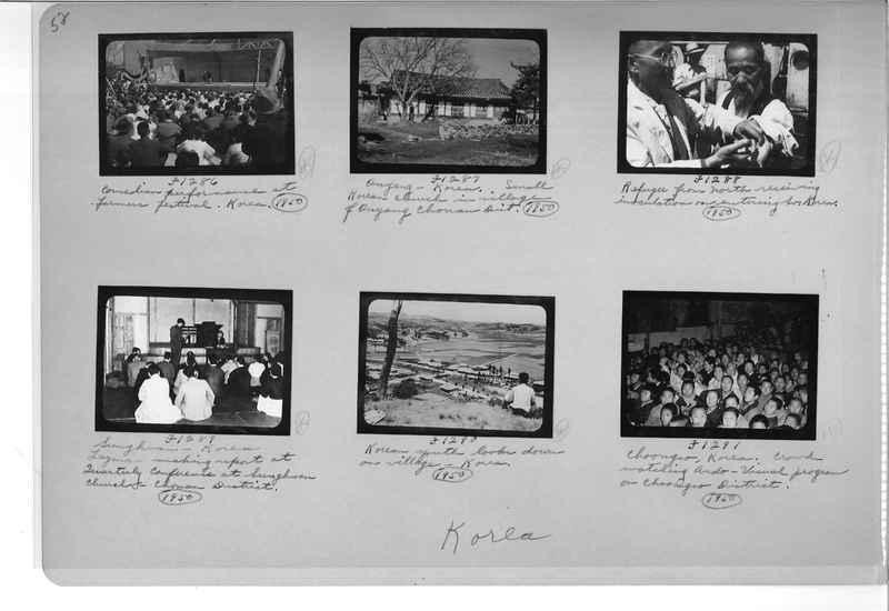Mission Photograph Album - Korea #6 page 0052